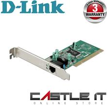 D-Link DGE-528T Copper Gigabit PCI Card for PC 10/100/1000 Mbps