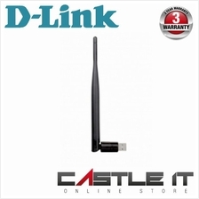 D-Link DWA-172 Wireless AC 600Mbps Dual-Band High Gain USB Adapter