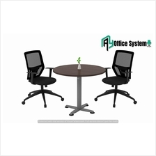 4 Feet Round Shape Discussion Meeting Table