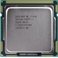 Intel Core i7-870 Processor 2.93GHz 8M 2.5GTs LGA1156