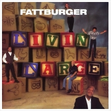 Fattburger \u200eLivin' Large Imported CD Fusion Jazz Instrumental Music