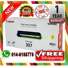 NEW CANON 307 YELLOW LBP-5000 / 5100 (FREE SHIPPING)
