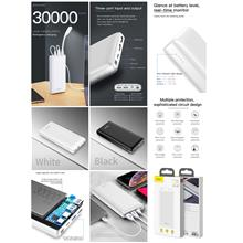 BASEUS Mini JA 30000mAh PD/QC3.0 USB Type-C MacBook Laptop Power Bank