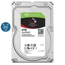 NEW SEAGATE 6TB NAS IRONWOLF HDD 7200RPM -3YW (ST6000VN0033)