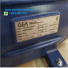 GEA Bock Compressor HG HGX Parts