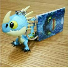 2019 Movie 'How To Train Your Dragon' GSC Limited Nadder Keychain