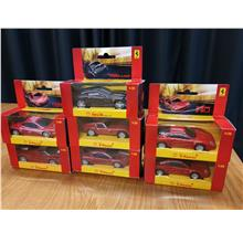 Shell & Ferrari 2008 Collectible in Original Box