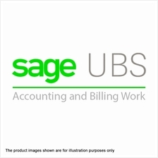 Sage UBS Accounting and Billing Work at Home 6 month Online Cloud Host