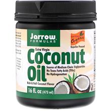 Jarrow Formulas, Organic Extra Virgin Coconut Oil, Expeller (444ml)