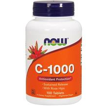 Now Foods, C-1000, Antioxidant (100 Tablets)