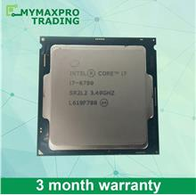 Intel Core i7-6700 Processor 2.40GHz 6Cores 12MB 8GTs LGA1151 CPU