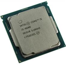 Intel Core i5-8600 Processor 3.10GHz 6Cores 9MB 8GTs LGA1151 CPU