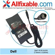 Dell 19.5V 4.62A Inspiron 15-5545 5547 5548 7537 7548 Adapter Charger