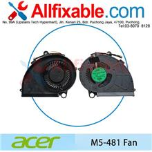 Acer Aspire M5-481 TravelMate X483 X483G CPU Fan