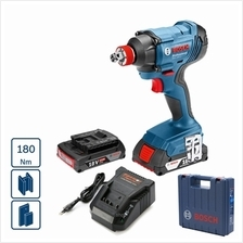 Bosch GDX 180-LI Cordless Impact Driver/Wrench (with 2 Batteries + 1 Charger)