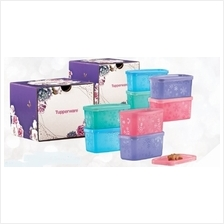 Tupperware Precious Snowflakes Gift Set (8pcs) 200ml