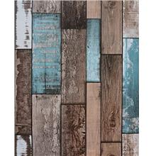 16.4Ft Wood Plank Wallpaper Wood Wallpaper Stick and Peel Wood Contact Paper S
