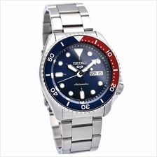 SEIKO 5 Sports Automatic Blue & Red SBSA003 Men Watch