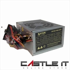 X-Five 500W Switching Power Supply (ATX-500WH)