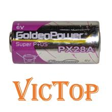 GoldenPower 6V 118mAh Greenergy Battery for 4LR44 A544 476A V4034PX