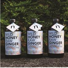Nutrilicious Wild Honey + Raw Ginger 600gm