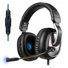 SADES R10 Gaming Headset Headphone 7.1 Extra Bass for PUBG / DOTA2