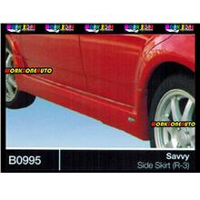 B0995 Proton Savvy Fiber Side Skirt (R3)