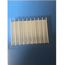 Aluminium Cooler Heatsink For Thermal Electric Peltier.