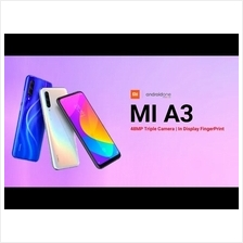 XIAOMI MI A3 (4GB+64GB) 6.5 INCH SCREEN DISPLAY (IMPORT SET)