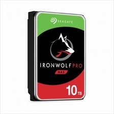NEW SEAGATE 10TB NAS IRONWOLF PRO HDD -5YW (ST10000NE0008)