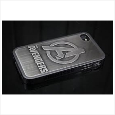 The Avengers Metal Plating iPhone 4s Phone Cover