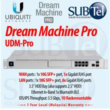 Ubiquiti UDM-PRO Dream Machine PRO Security Gateway with Switch