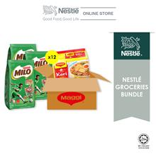 Nestle Groceries Bundle - Option 5 (MAGGI & MILO)