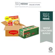 Nestle Groceries Bundle - Option 6 (MAGGI & MILO UHT)