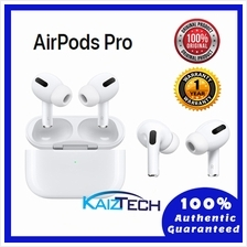 AirPods Pro with Wireless Charging Case - 1 Year warranty