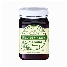 New Zealand, Raw & Unblended Manuka Honey (500g)