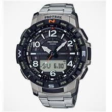 Casio PROTREK Climber Line PRT-B50T-7 PRT-B50T-7DR Men Watch