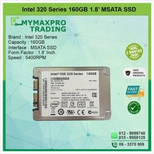 NEW Intel SSD 320 Series 1.8' inch 160GB SSD SSDSA1NW160G3