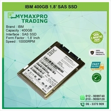NEW IBM Smart Storage 400GB 1.8' inch uSATA SSD TX21B10400GB1iBM