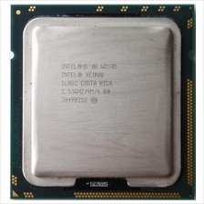 Intel Xeon W3505 Processor 2.53GHz 2Cores 4M 4.8GTs LGA1366 CPU