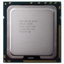 Intel Xeon W3520 Processor 2.66GHz 4Cores 8M 4.8GTs LGA1366 CPU