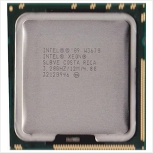 Intel Xeon W3670 Processor 3.20GHz 6Cores 12MB 4.8GTs LGA1366 CPU