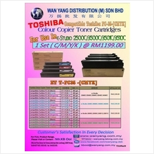 TOSHIBA  COLOR COMPATIBLE COPIER TONER CARTRIDGE FC-35