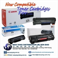 HP285A/ Canon 325 Compatible MONO Toner cartridges