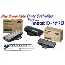 PANASONIC  KX FAT 410 E Compatible MONO Toner cartridges