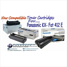 PANASONIC KX FAT 412 E Compatible MONO Toner cartridges