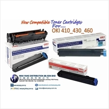 OKI 410/ 430/ 460 Compatible MONO Toner cartridges