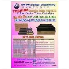 TOSHIBA  COLOR COMPATIBLE COPIER TONER CARTRIDGE FC-35
