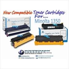 Minolta 1350 Compatible MONO Toner cartridges