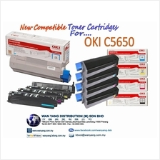 OKI C5650 Compatible MONO Toner cartridges